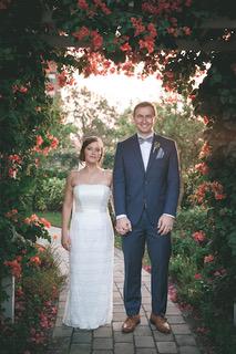 a435663301f 1 – Orlando garden weddings – winter park intimate weddings – Celebration  Gardens – Central Florida Wedding Venue – bride and groom