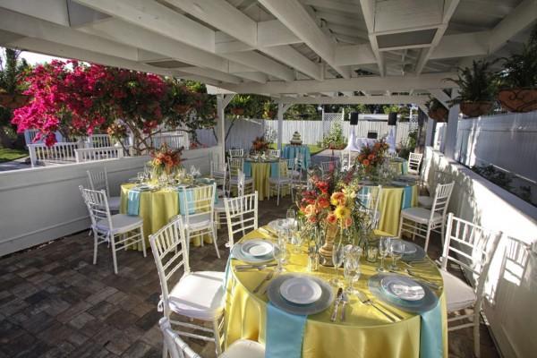 Outdoor Event Venue at Celebration Gardens