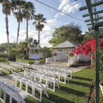 Celebration Gardens Outdoor Wedding Venue In Orlando